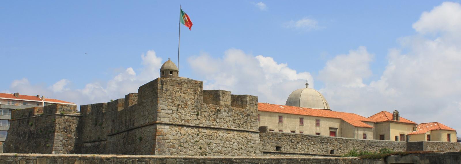 Porto, Sao Joao da Foz Fortress