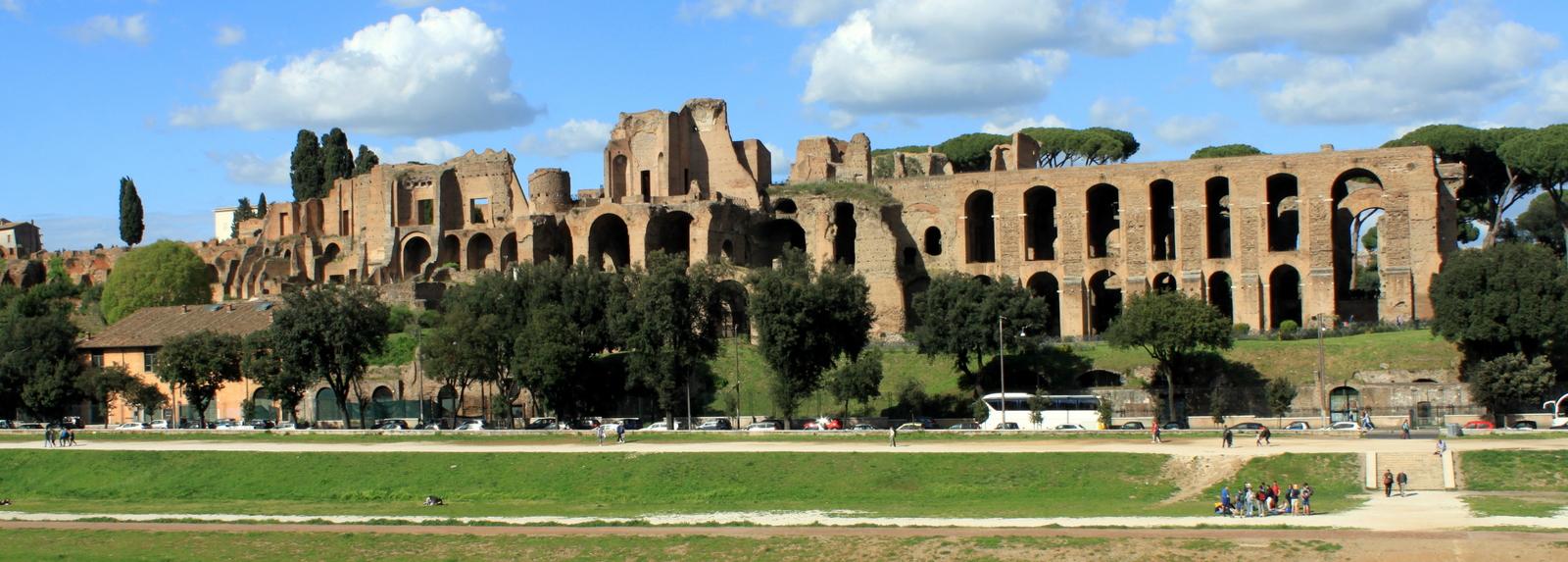 Rome, Circus Maximus