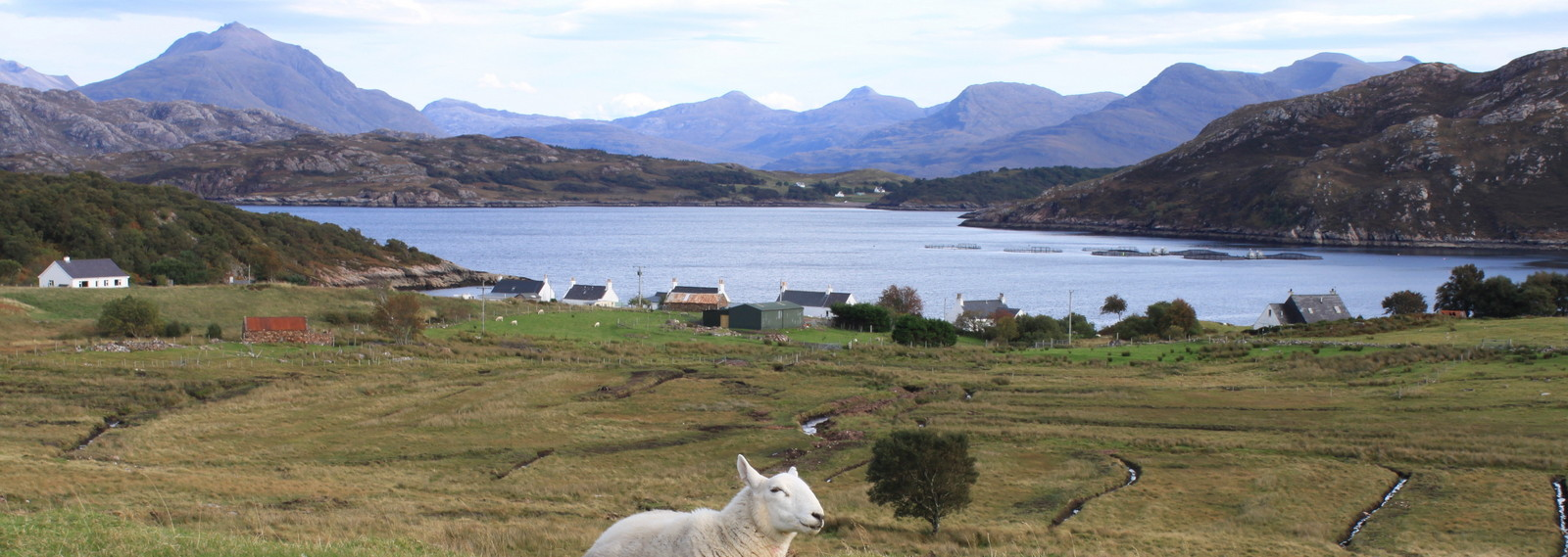 Wester Ross Coastal Trail