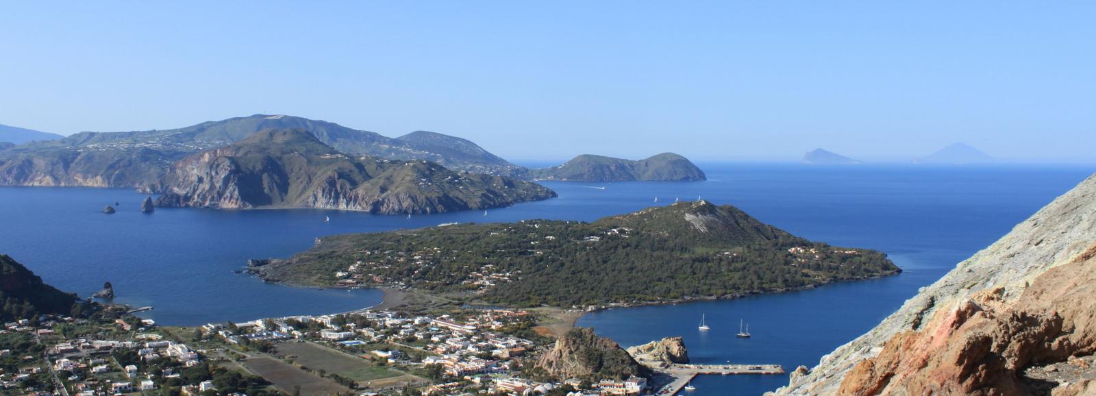 Eolean Islands, Sicily