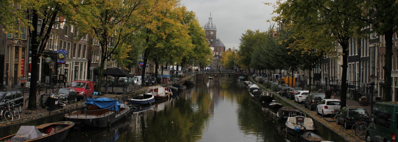 Grachten, Amsterdam