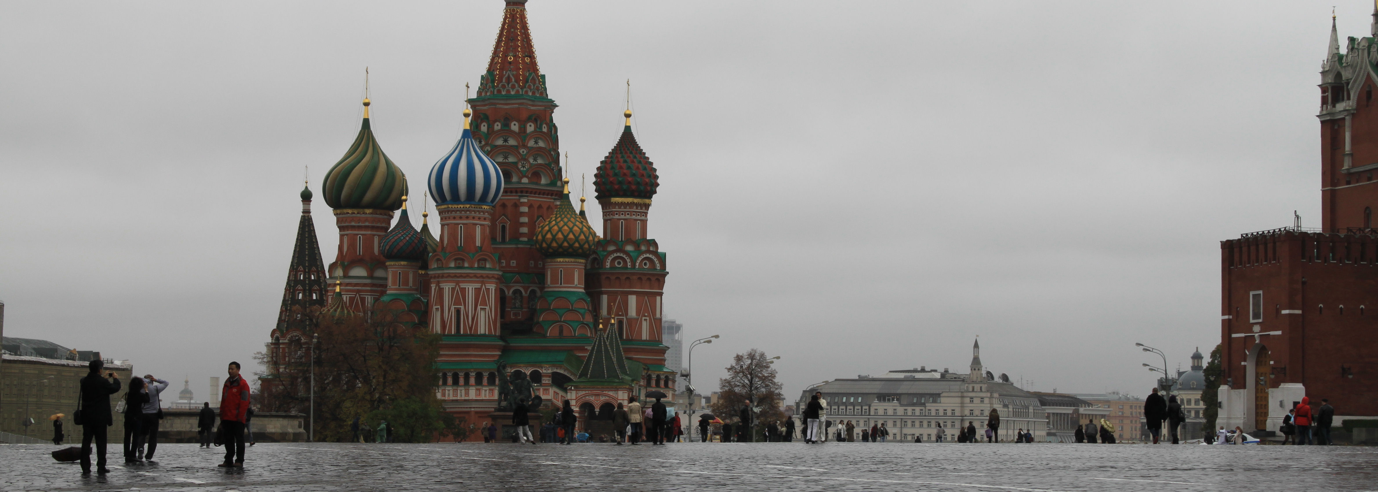 St Basils Cathedral, Red Square, Moscow