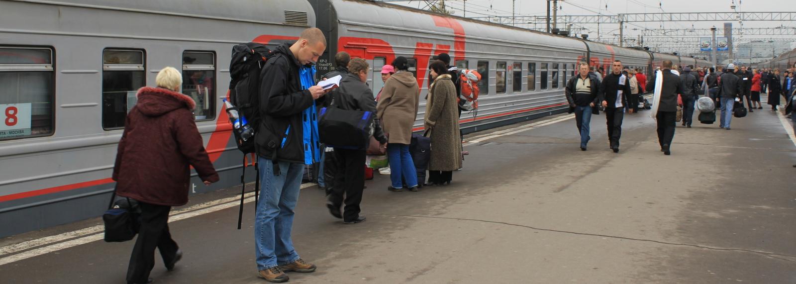Where to go? @Yaroslavskaya Station, Moscow