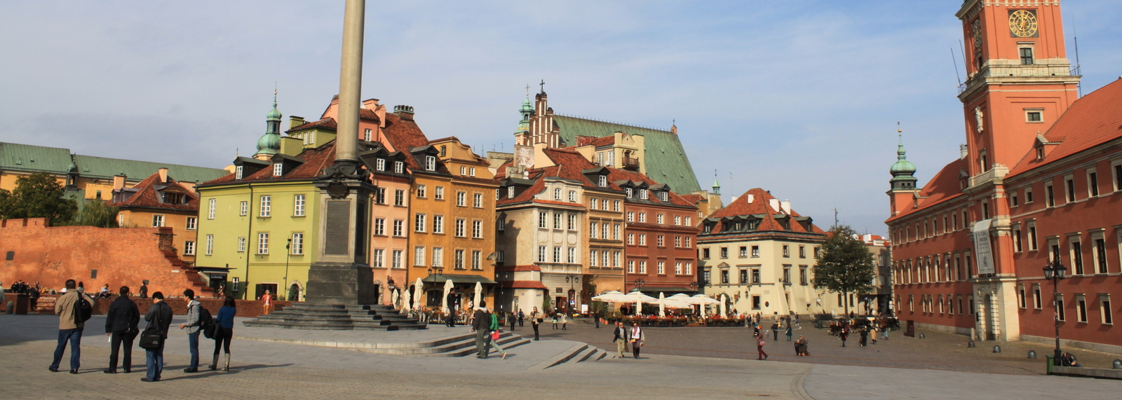 Rynek Starego Miasta, Warschau