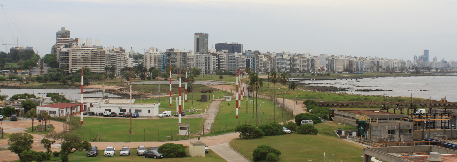 Montevideo, View from Punta Brava Lighthouse