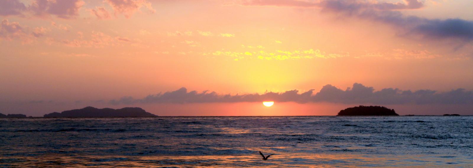 Ubatuba, Sunrise