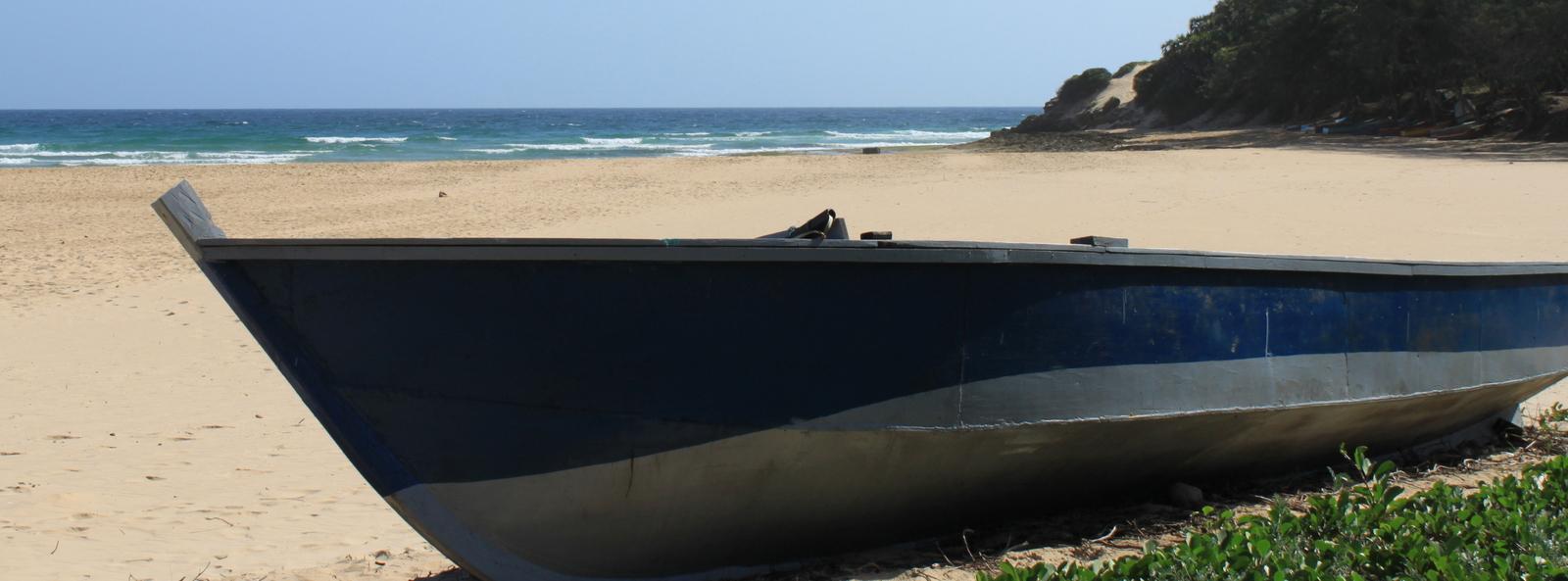 Tofu Beach, Mozambique